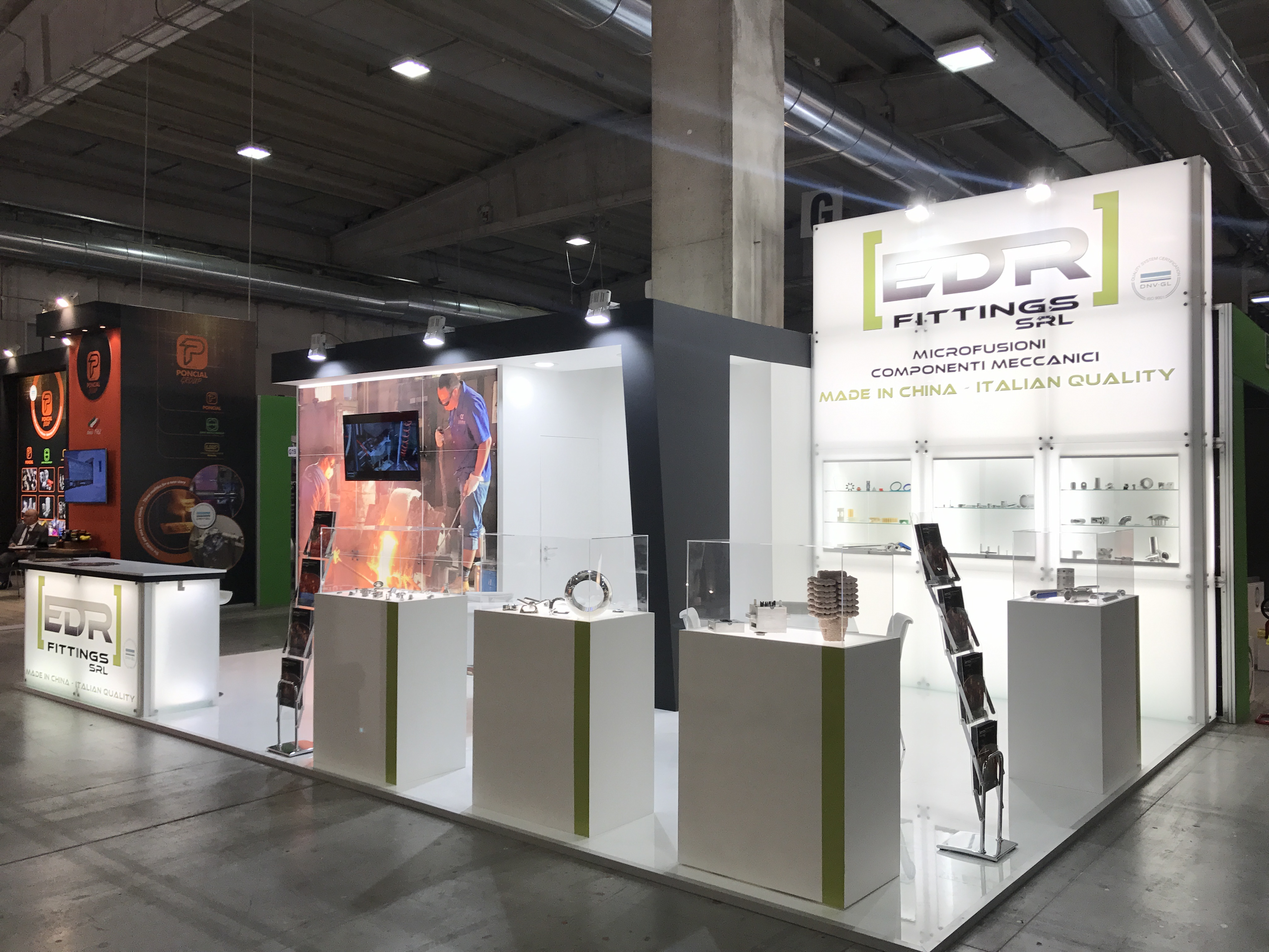 fiera MECSPE 2017 - Edr Fittings