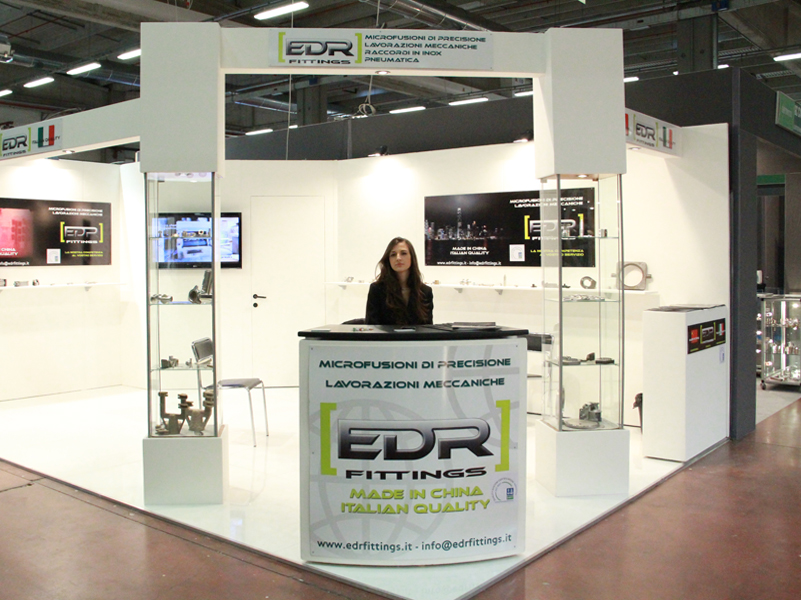 fiera MECSPE 2013 - Edr Fittings