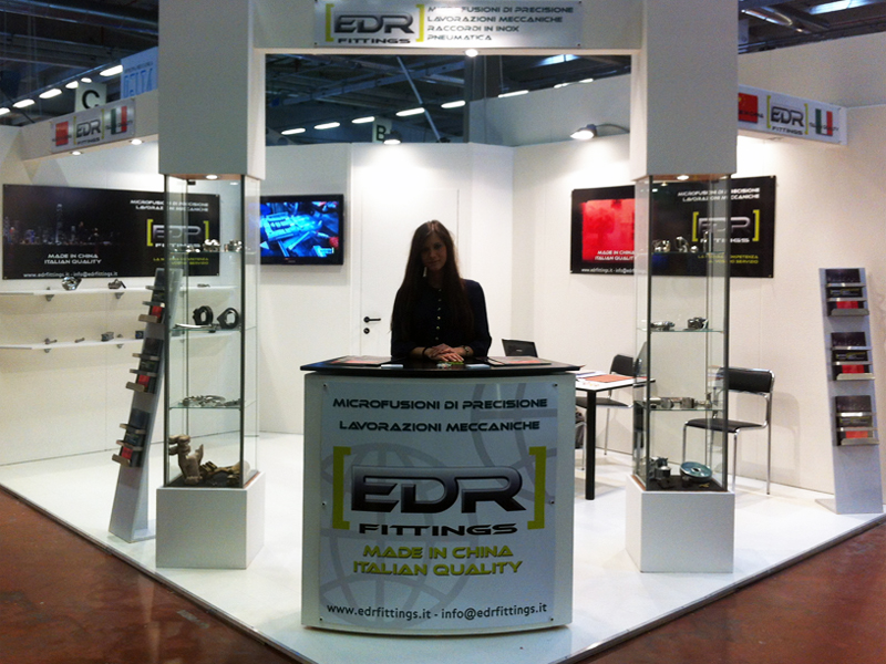 fiera MECSPE 2012 - Edr Fittings