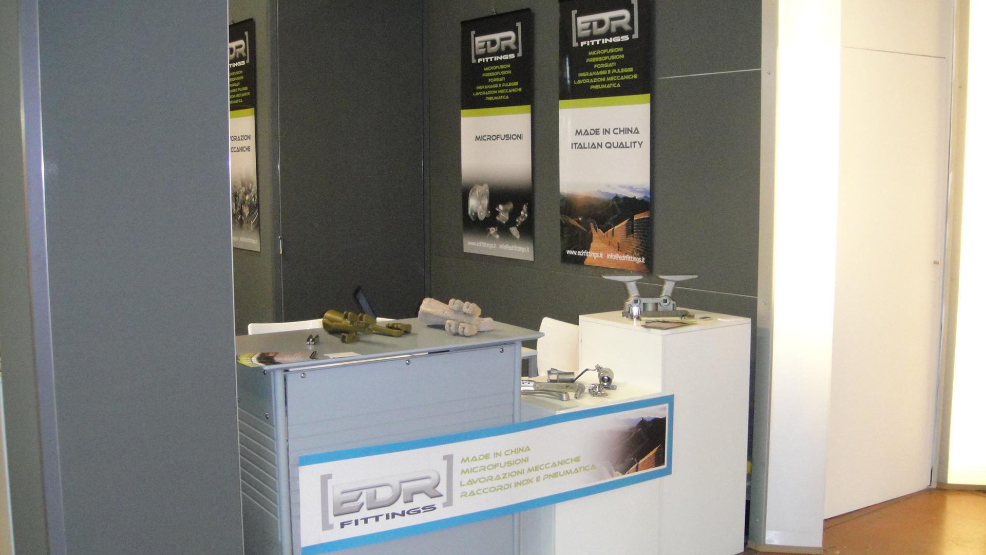fiera MECSPE 2010 - Edr Fittings