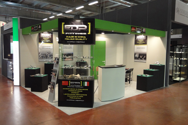 fiera MECSPE 2011 - Edr Fittings
